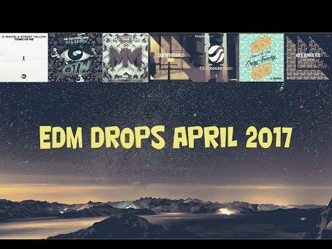 Top 20 EDM Drops [April 2017](Week 1)