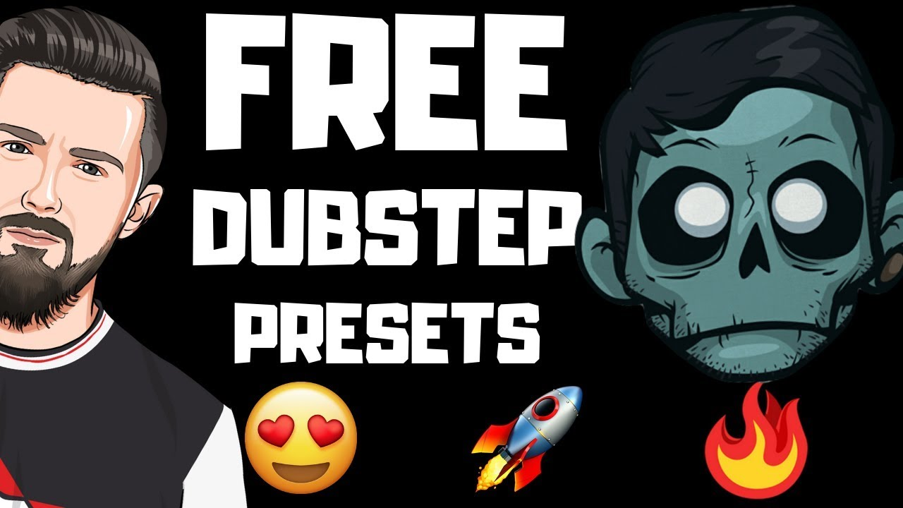 50 Free Dubstep Serum Presets! (Like Zomboy, Virtual Riot & More 2019 !)