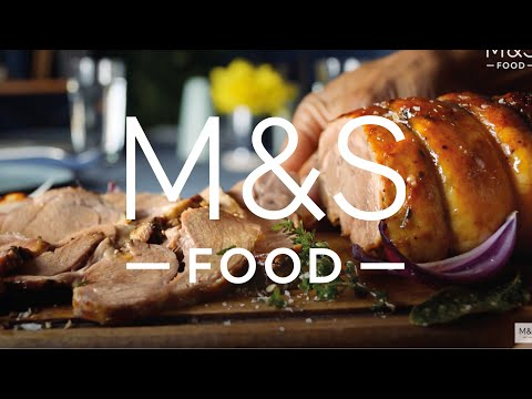 This is M&S Easter food   Family Dine In   M&S FOOD