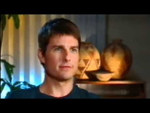 Peter Overton interview with Tom Cruise