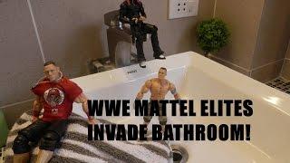 Fixing-Up Jeff Hardy and John Cena WWE MATTEL ELITE Figures with Gnaddi97