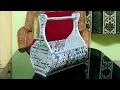 How to make a newspaper rack / holder