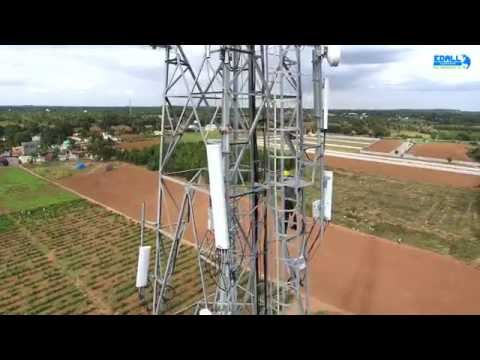 Tower Inspection Using UAV's - Edall Systems