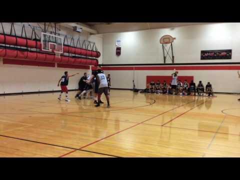 Jimmy Sotos, Mike Downing, Ryan Davis -- Conant v. Proviso East (Full Game)
