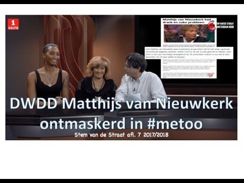 Holleeder Kindermoordenaar/ Matthijs van Nieuwkerk ontmaskerd met #metoo stagiaires.