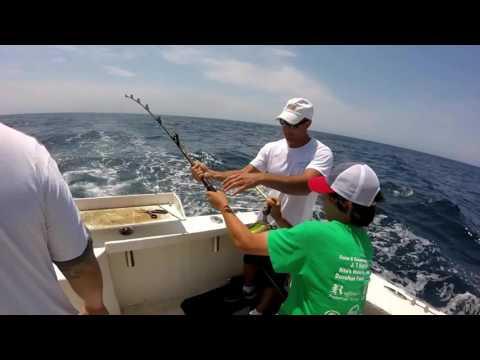 Inshore New Jersey  Tuna Fishing