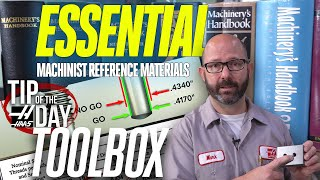 Essential Reading for Machinists! - Haas Automation TOD Toolbox