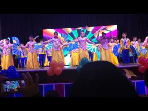 Korean Dance Ryan School Delhi