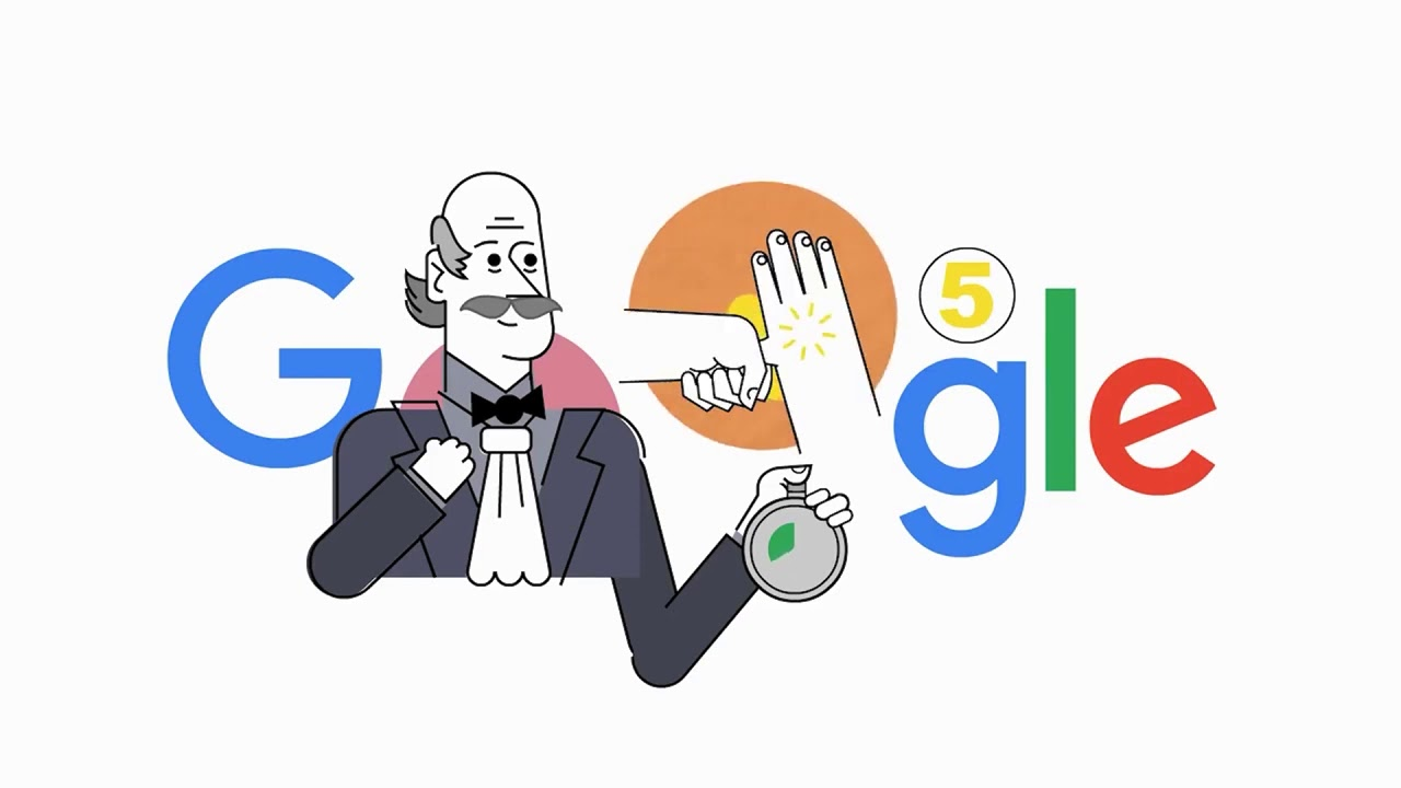 Share Your Story: Google Doodle – Ignaz Semmelweis