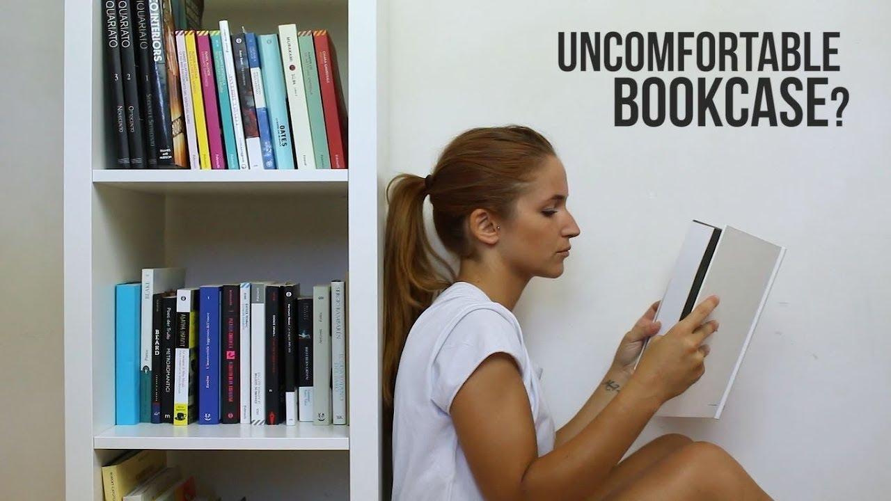 Transform A Bookcase Into Comfortable Storage Bench
