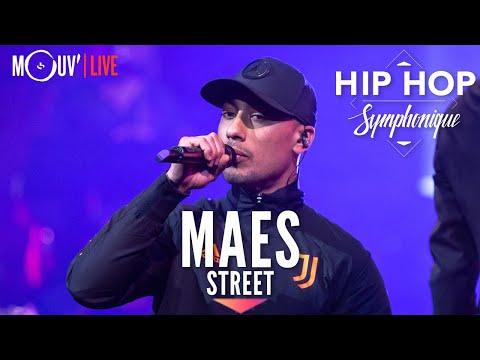 Youtube: MAES:«Street» (Hip Hop Symphonique 5)