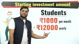 student stock market mai kaise invest kare   #a2motivation   arvind arora
