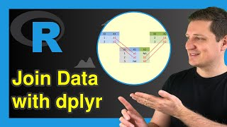 Join Data with dplyr in R (6 Examples) | inner, left, righ, full, semi & anti