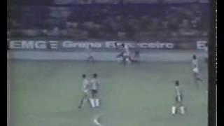 Atlético-MG 6 x 2 Fast-AM - Brasileiro 1977 - 5 gols do Reinaldo