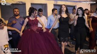 Hataylı Gelin Ve Damat Süper Bir Düğün Harika Halaylar  Dumlupınar Mahallesi İsk