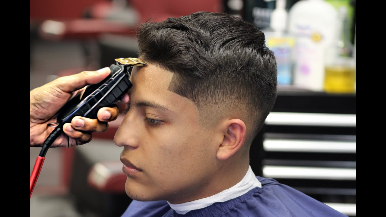 Haircut Step By Step Tutorial On A Low Fade Hd Youtube