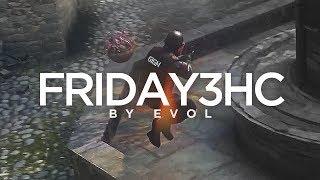 3HCFRIDAY by evol