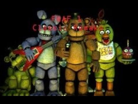 Five Nights at Freddy's: Classic Remake!!