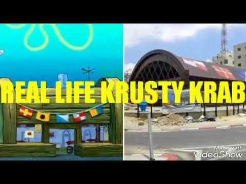 Real Life Krusty Krab Youtube