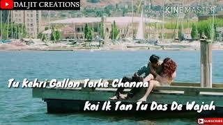 Akhian    Happy Raikoti    New Whatsapp Status Video By Daljit Creations