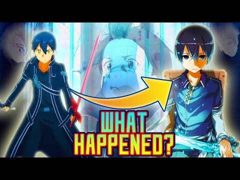 What Happened To Kirito In Alicization? - Alicization EXPLAINED | Gamerturk Anime