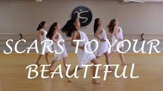 Download Lagu Scars to Your Beautiful [dance choreography] (Alessia Cara) Mp3