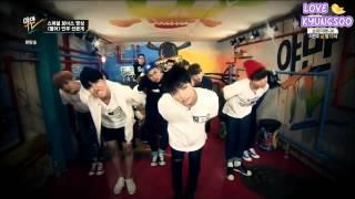 [ENG] 150622 BTS Yaman TV: Sick Choreography