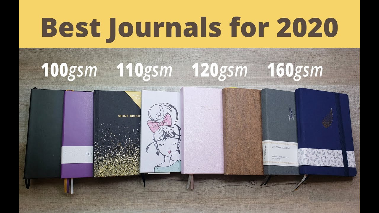 Mega Notebook Journal Review Series Stationery Nerd