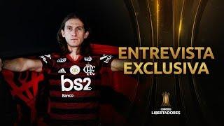 "Filipe Luís define Jorge Jesus: ""Um espetáculo!"""