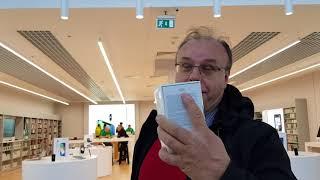 Predaj iPhoneX v predajni iStores