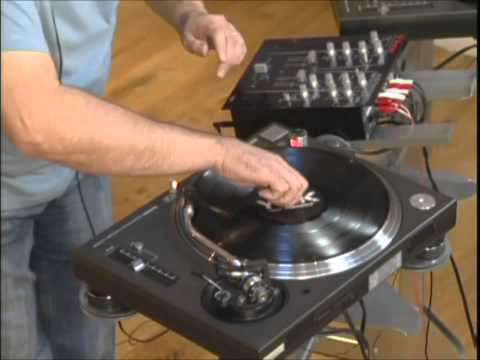 Serious Mixing presented by JFK. A guide to vinyl mixing.wmv
