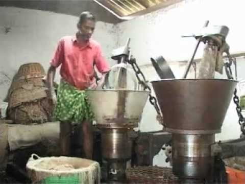 MAKING OF nadan COCONUT OIL