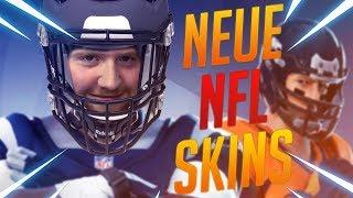 🏈😱DIE NEUEN NFL SKINS   Fortnite Battle Royale