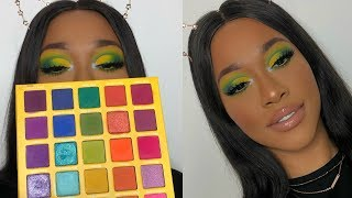 LETS GET BACK TO THE MAKEUP...A TUTORIAL!!