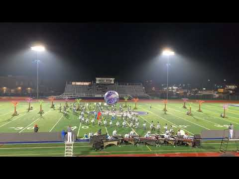 Dixie Heights High School Marching Band 2018