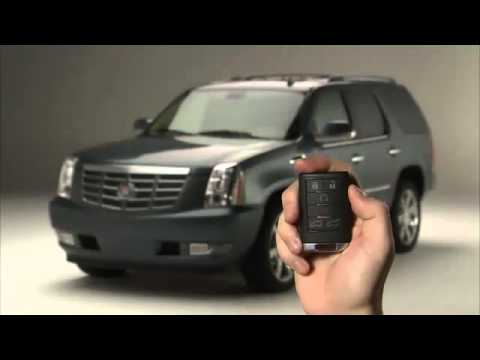 How To Use The Remote Keyless Entry Cadillac Escalade
