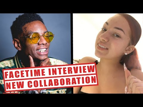 Bhad Bhabie and Soulja Boy Have a New Song in the Works