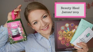Beauty-Haul Januar 2019 // Douglas, Rituals, BH Cosmetics, DM, Müller // annanas beauty