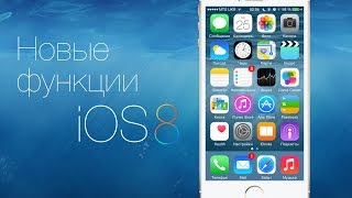 Скрытые функции iOS 8