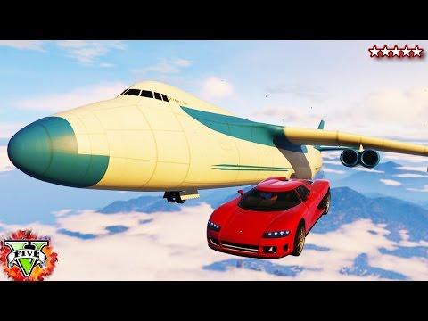 HikePlays GTA 5 ONLINE MOD - Epic Modded Stunts GTA 5 Online (GTA 5 Mod) Privet Server