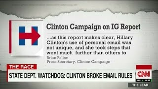 Chaffetz: Why didn't Clinton meet with IG about emails?