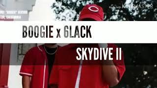 Boogie x 6LACK - SKYDIVE II (SUBTITULOS ESPAÑOL & LYRICS)