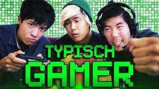 TYPISCH GAMER | John & Bao feat. Joon Kim
