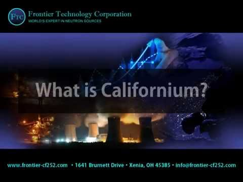 What is Californium?