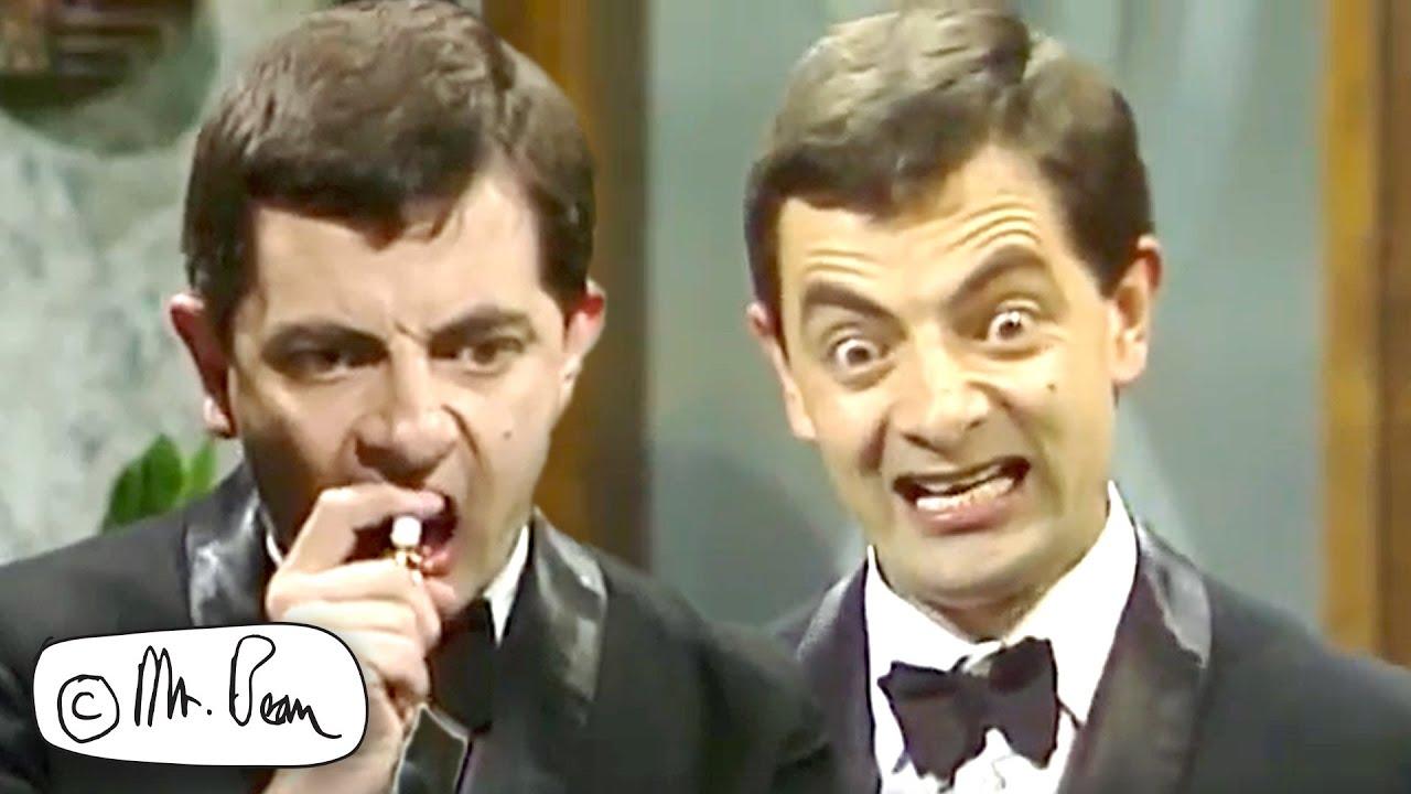 Bean's TEETH Routine | Mr Bean Funny Clips | Mr Bean Official