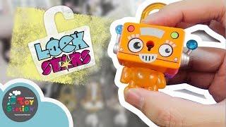 Mở 4 hộp nhân vật Ổ Khóa Lock Stars ToyStation 265