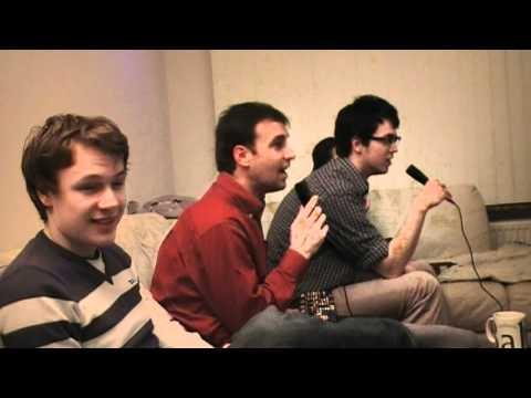 Karaoke with Arnaud Van Galen