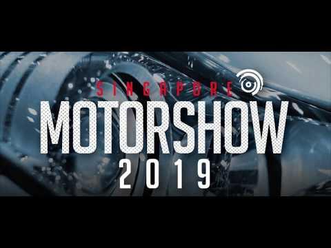 Singapore Motorshow 2019
