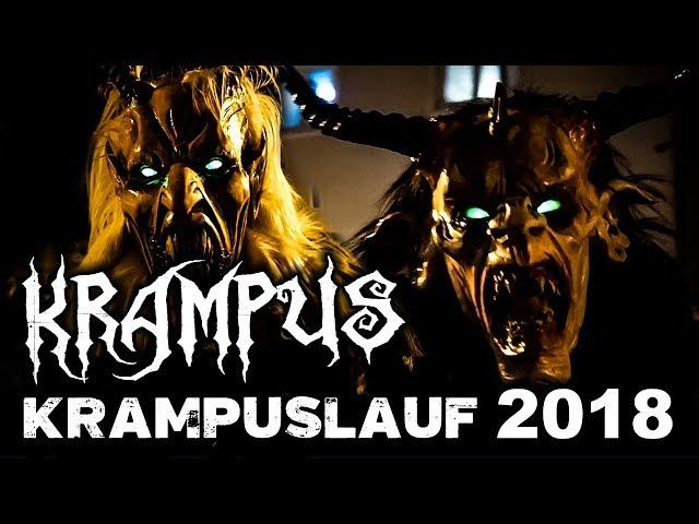 Legend of Krampus | Krampuslauf 2018 | Salzburg, Austria