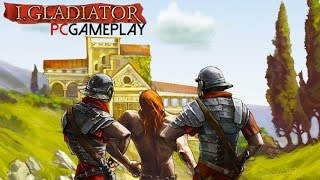 I, Gladiator Gameplay (PC HD)